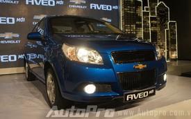 Xe sedan cỡ nhỏ rẻ nhất thị trường của GM Việt Nam ra mắt