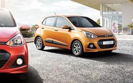 Hyundai Grand i10 sắp về Việt nam
