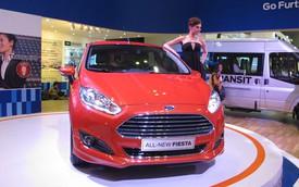 Ford Fiesta 2014 đắt hơn  đáng kể so với bản cũ
