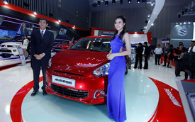 Giá 440 triệu đồng, Mitsubishi Mirage có gì