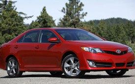 Toyota Camry trở lại danh sách xe đáng mua của Consumer Reports