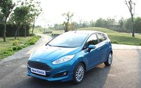 Đo độ tiết kiệm nhiên liệu của Ford Fiesta mới