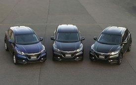 Honda Vezel – Đàn em của CR-V chính thức bán với giá từ 460 triệu đồng