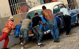Người dân Cuba sốc vì giá xe quá cao