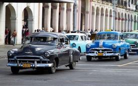 Chuyện xe ở Cuba xưa và nay