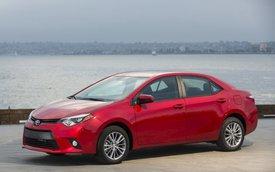 Toyota dừng bán Camry và Avalon