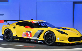 Các đại gia Mỹ, Đức, Nhật thể hiện sức mạnh tại Detroit Auto Show 2014