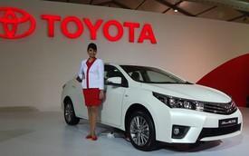 Đánh giá ban đầu về 2015 Toyota Corolla Altis