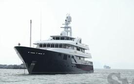 Siêu du thuyền trăm tỷ trên Vịnh Hạ Long