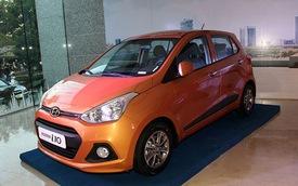 Xe Hàn nhập khẩu vẫn được người Việt ưa chuộng nhất