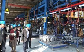 Doanh số Ford Việt Nam tăng mạnh 71% trong năm 2013