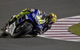 """Valentino Rossi dè dặt trước """"thần đồng"""" mới Marc Marquez"""