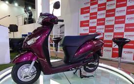 Yamaha ra mắt xe tay ga Alpha 113cc