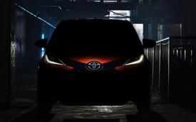 Video đầu tiên về Toyota Aygo 2014