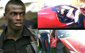 Lái Ferrari 458 gây tai nạn, sao trẻ Milan lãnh án 18 tháng tù treo