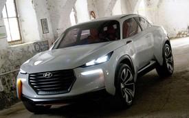 Ảnh nóng xe SUV Intrado mới của Hyundai
