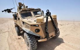 Khám phá Foxhound – Cỗ quan tài di động của Quân đội Anh
