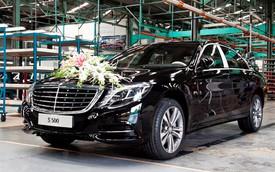 Tháng 1 thành công nhất trong 19 năm ở Việt Nam của Mercedes-Benz