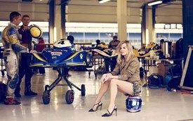 F1 đâu chỉ có đàn ông