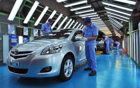 Những con số đáng nói của Toyota Việt Nam trong năm 2013