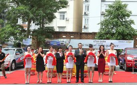 Chevrolet rầm rộ tổ chức lái thử xe cho khách hàng Việt