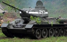 10 xe tăng hàng đầu mọi thời đại