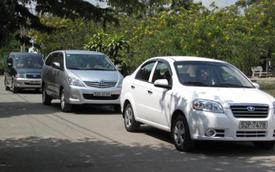 Dịch vụ thuê xe tự lái tranh thủ hét giá nhân dịp sát tết