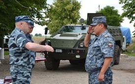 Nga đang thử nghiệm xe bọc thép mới có tên Bulat
