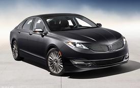 Ford tăng tốc giao xe Lincoln MKZ