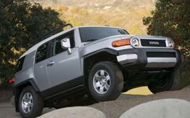 Toyota báo lỗi 310.000 xe FJ Cruiser