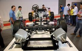 Sắp có triển lãm Quốc tế Công nghiệp ôtô xe máy