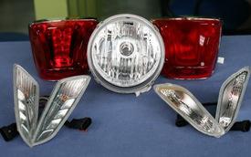 Piaggio Primavera phiên bản Việt sẽ không có đèn hậu LED?