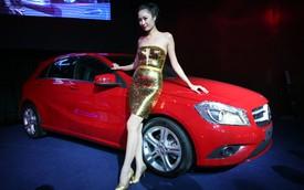 Mercedes-Benz ra mắt 4 mẫu xe mới tại triển lãm riêng