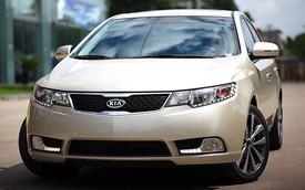 Kia Forte S 2013 có gì mới?