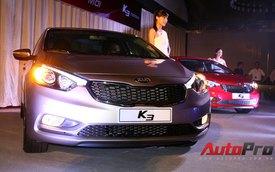 Trường Hải ra mắt Kia K3 - Đối thủ của Civic và Altis