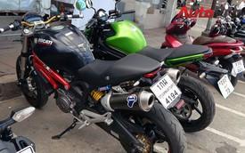 """Thuê siêu môtô cực dễ ở thiên đường """"đèn đỏ"""" Pattaya"""