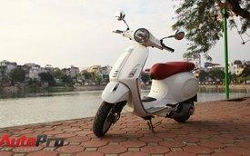10 mẫu xe máy mới ra mắt thị trường Việt trong năm 2013