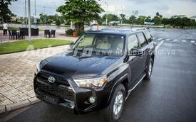 Cận cảnh xe SUV tiền tỷ Toyota 4Runner 2014 tại Việt Nam