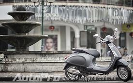 Piaggio Vespa Sprint 2014 - Phiên bản nam tính của Primavera