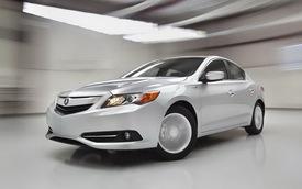 Sau Honda Civic, Acura ILX cũng được gấp rút nâng cấp