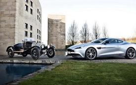 Aston Martin công bố kế hoạch tổ chức sinh nhật thế kỷ