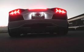 Video: Aventador LP700-4 nẹt bô, hãy dùng tai nghe nếu ở văn phòng