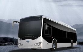 Hãng xe Trung Quốc muốn mang xe buýt chạy điện đến Mỹ