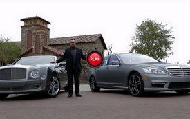 """Mercedes-Benz S65 AMG chiến với Bentley Mulsanne: Cơ hội nào cho """"Mẹc"""""""