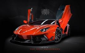 Aventador LP900 SV – Siêu phẩm độ lấy cảm hứng từ Aventador J