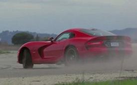 Video: Xem Motor Trend lái thử Dodge SRT Viper GTS