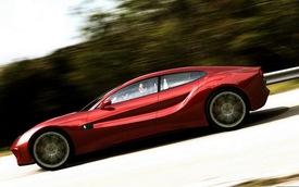 Khi Ferrari kết duyên cùng Maserati Quattroporte