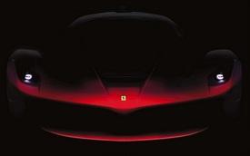 Siêu xe kế nhiệm huyền thoại Ferrari Enzo chính thức lộ diện