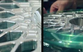 Video: Xem quá trình chế tạo bộ la-zăng HRE Vintege Series