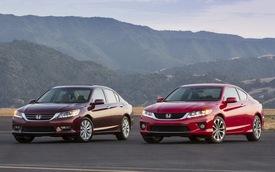 Consumer Reports khen nức nở Honda Accord thế hệ mới